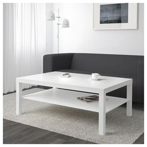 Ikea White Coffee Table Lack Coffee Table White 118x78 Cm Ikea