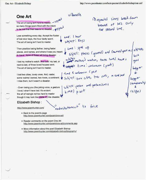 Poem Analysis Essay by Poetry Analysis Essay Exle