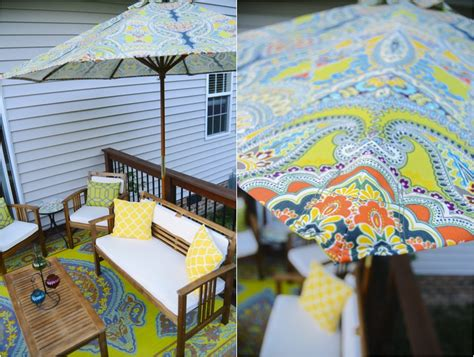 harris teeter patio furniture deck orating the mini deck makeover still being molly