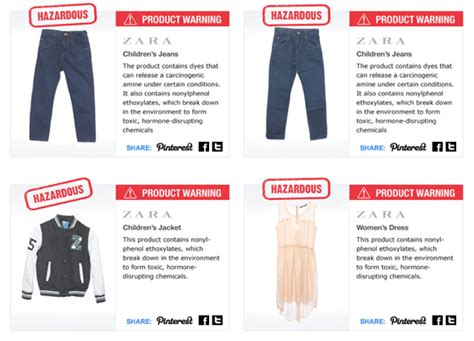 Greenpeace S Detox My Fashion Caign by Brandchannel Greenpeace Claims Success As Zara Bows To