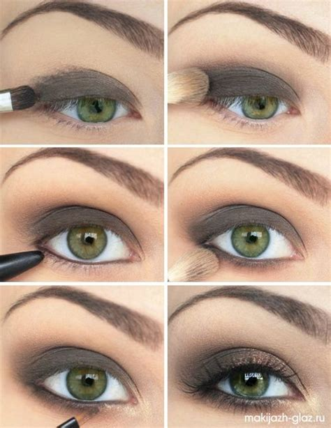 light smokey eye for green gallery for gt smokey makeup for green