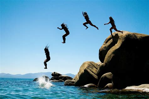 Jump Into The Jumper Trend This Summer by 50 Things To Do In Tahoe This Summer 7x7 Bay Area