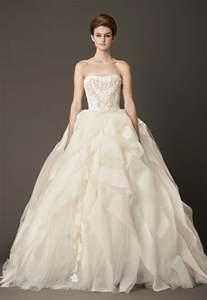 Vera Wang Dress Sizes Vera Wang Liesel Size 0 Wedding Dress Oncewed