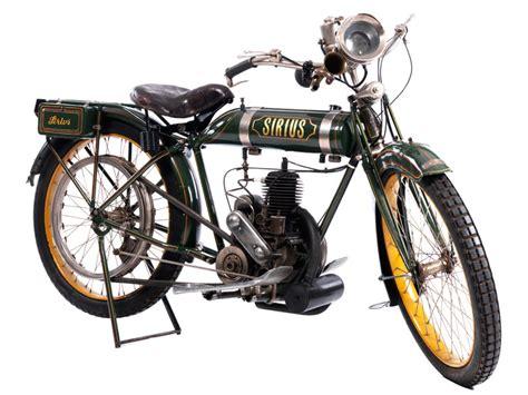 Modell Motorräder Oldtimer by Seltenes Oldtimer Motorrad Sirius 1920 Der Triumphwerke