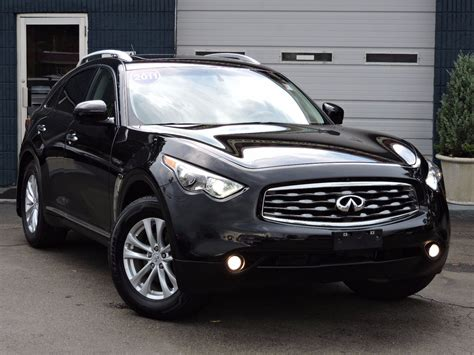 Infinity Auto Fx35 by Used 2011 Infiniti Fx35 Premier Plus At Auto House Usa Saugus