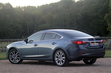 mazda 6 coupe 2014 2014 mazda6 to spawn coupe and mazdaspeed variants autoblog