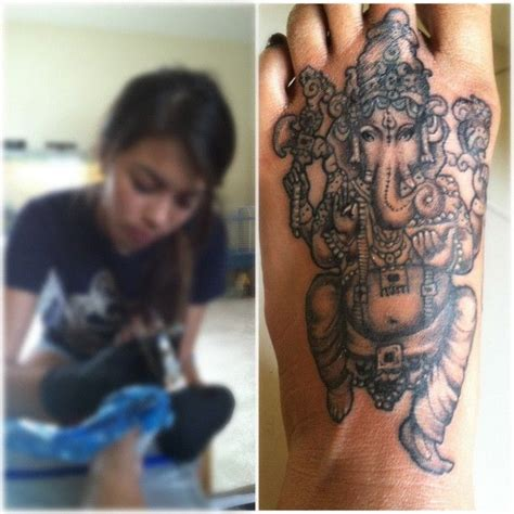 ganesh tattoo placement 221 best tatoo s images on pinterest