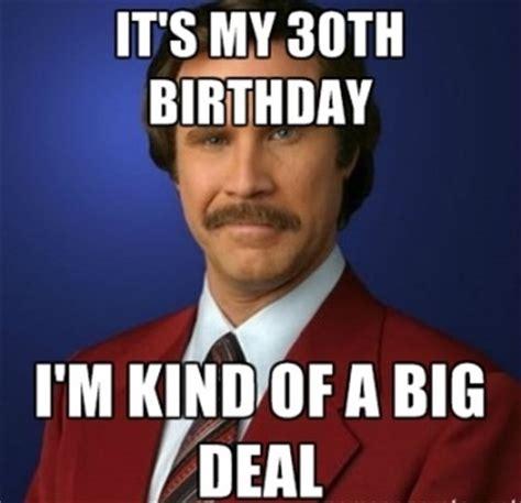 30 Birthday Meme - best thirty birthday memes happy birthday memes