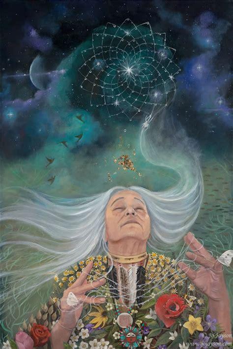 libro goddess wisdom connect to sacred feminine jo jayson artist expressions of the goddess