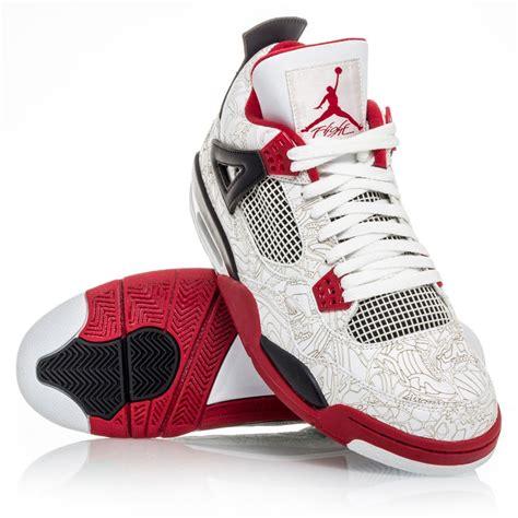basketball shoes retro air 4 retro lazer mens basketball shoes white