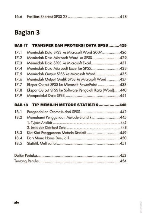 The Philosophy Book Versi panduan lengkap spss versi 23 book by singgih santoso gramedia digital