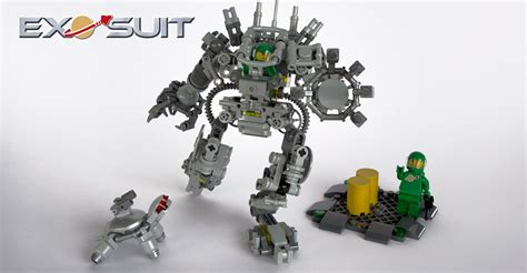 Lego Ideas 21109 Exo Suit exo suit and reveal new elementary a lego 174