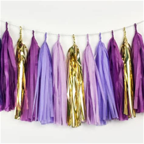 purple and gold decorations shop lavender wedding decor on wanelo