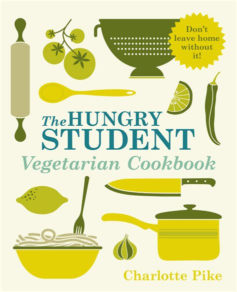 vegetarian student cookbook recipes the hungry student vegetarian cookbook signed 163 9 99 uk