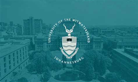 Cost Of Mba At Wits by Of The Witwatersrand Wits Institutions