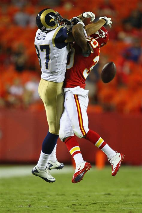 what city are the rams from st louis rams v kansas city chiefs zimbio