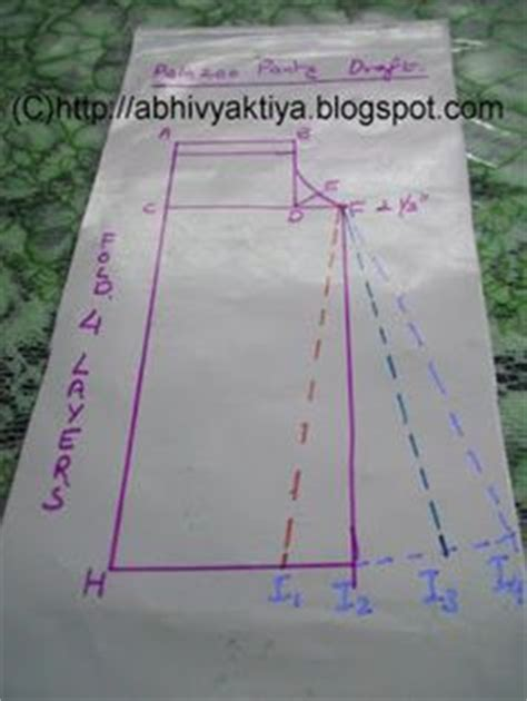 how to stitch simple plazo by step by step in hindi how to cut paksitani simple plaazo pants plazo salwaar