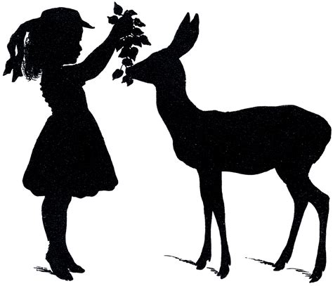 free silhouette images free deer silhouette cliparts co