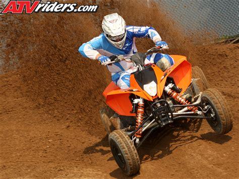 motocross race tracks mountopz atv 2009 ktm 505sx 450sx atv motocross test
