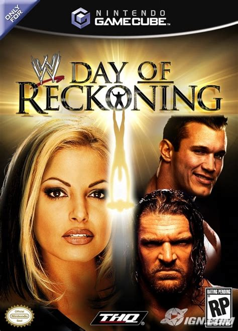wwe day  reckoning gamecube ign