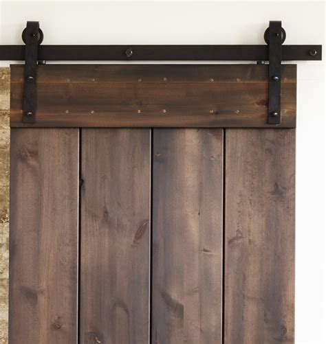 Barn Door On Track Barn Door Hardware Barn Door Hardware Rail