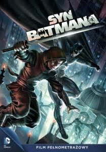 I Syn batman i syn komiksowy i animowany gotham w deszczu