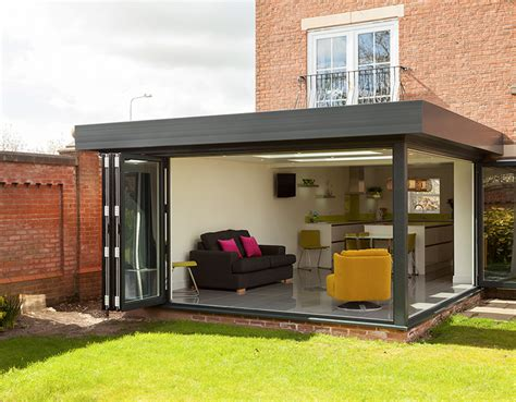 Open Plan Kitchen Diner Designs stunning contemporary orangery extension by croft