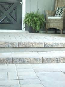 How To Cover A Concrete Patio With Pavers Paver Patio And Steps To Cover An Concrete Slab Architecture Design
