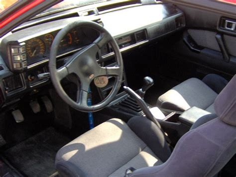 mitsubishi conquest interior zaczg 1988 mitsubishi starion specs photos modification
