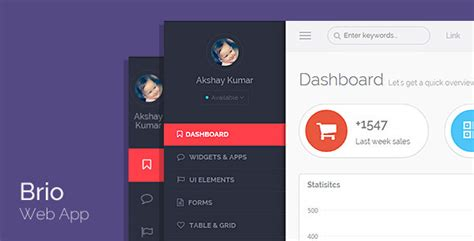 bootstrap templates for android apps brio web app bootstrap admin template dashboard by