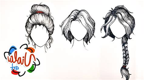 how to make doodle pencil sketches of hairstyles fade haircut