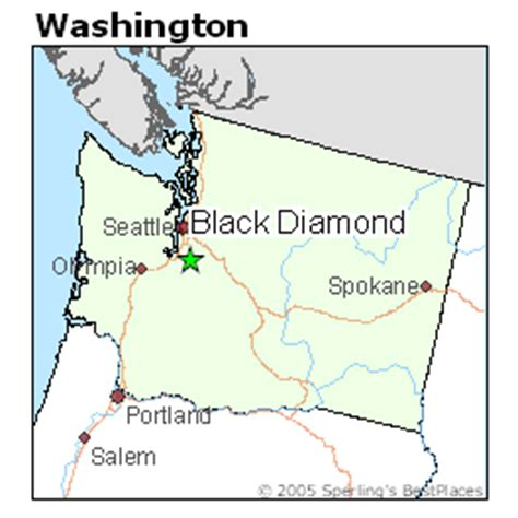 best places to live in black diamond washington