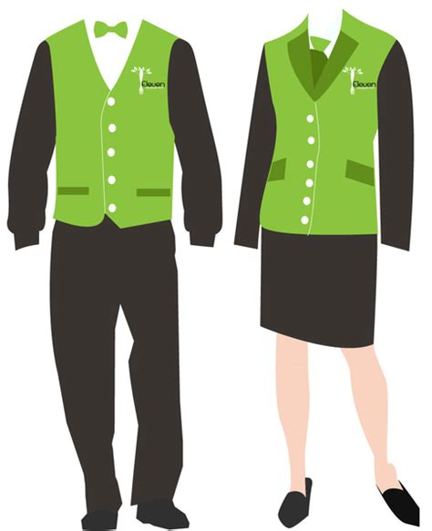 free design uniform staff uniform vectors vector free download
