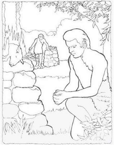 dibujos cristianos para imprimir y colorear 25 best ideas about cain y abel on pinterest diversi 243 n