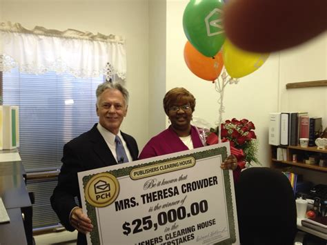 Who Won The Publishers Clearing House - who won the 2014 publishers clearing house 2014 prize autos post