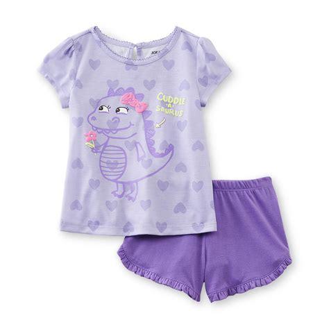 toddler dinosaur pajamas joe boxer infant toddler s pajama top shorts