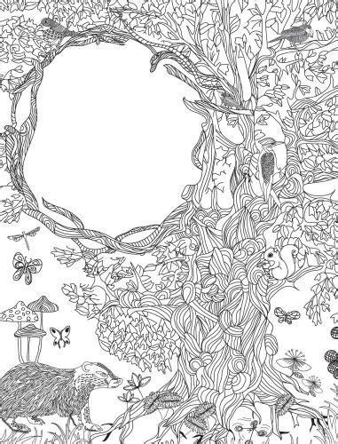 A Árvore Da Vida: Para Colorir E Se Divertir