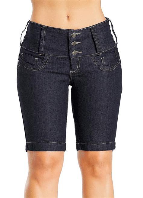 imagenes de bermudas jordan bermuda jeans feminina azul posthaus