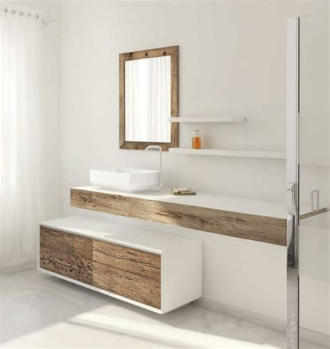 wood bathroom furniture 31 id 233 es originales belles photos de salle de bain moderne