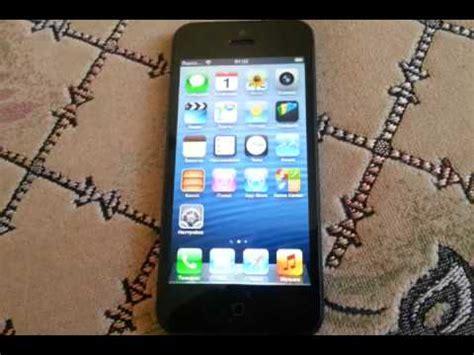 apple iphone 5 sprint r sim 7 ios 6 1 4 kyivstar