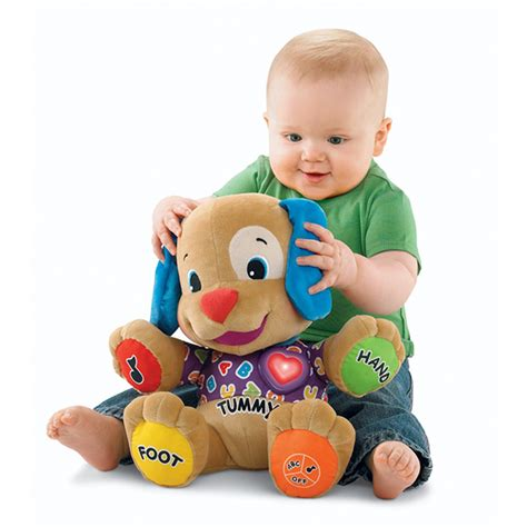 fisher price laugh learn to play puppy 5 educational baby toys for 30 cloudmom
