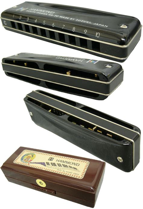 Suzuki Hammond Harmonica Hammond Organ Hering Harps