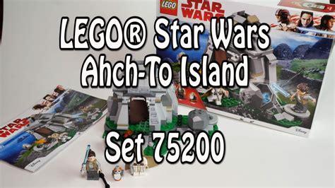 lego 174 wars 2018 ahch to island