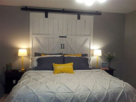 barn door headboard diy barn door headboard ideas home door headboards barn door headboards and