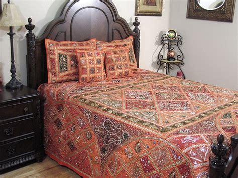 india inspired bedding orange exotic sari duvet 5p india inspired bedding