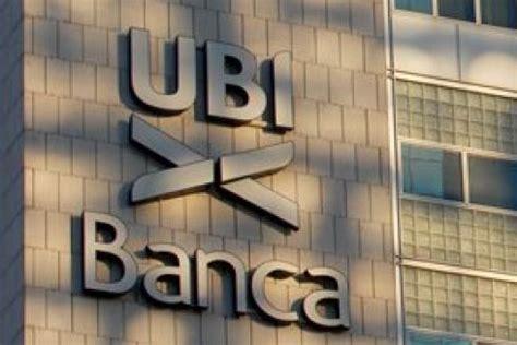 banche gruppo ubi banche