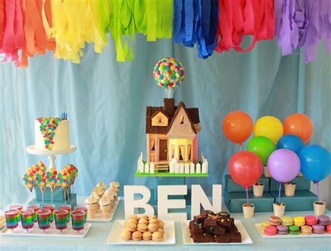birthday themes unisex kara s party ideas up inspired birthday party kara s
