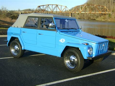 volkswagen thing blue 1973 blue volkswagen quot thing quot blue