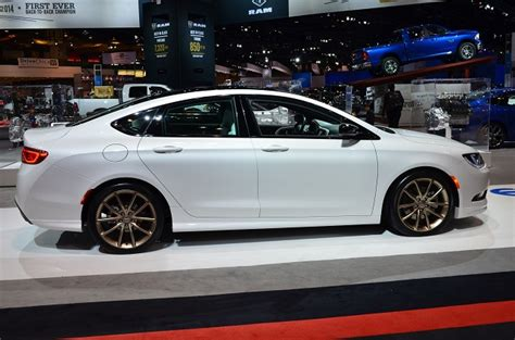 The New 2015 Chrysler 200 by The All New Mopar Modified 2015 Chrysler 200