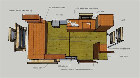 sketchup haus designing a tiny house in sketchup tutorials resources